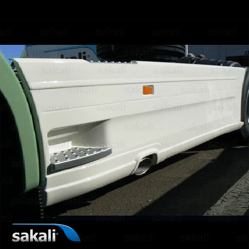 Carenado Abatible Scania Euro 6(3700 MM) - 450 CV